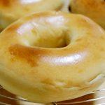 ベーグルはダイエットに最適な食品?カロリーやパンとの違いは?