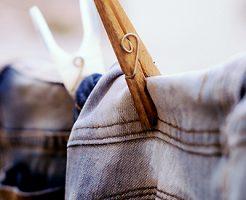 ジーンズ 洗濯頻度