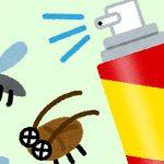 殺虫剤を吸い込んだ時の対処法!使用後の換気時間はどれくらい?