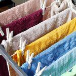 冬の洗濯物、部屋干しの乾かし方!エアコンの使い方と臭い対策は?